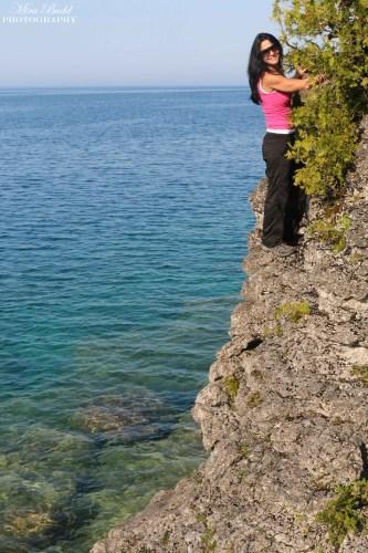 Rock Climbing Ontario, Things to See in Tobermory Ontario, Beautiful Places in Ontario, Hiking Trails Ontario, Beautiful Towns in Ontario, Day Trips Ontario,