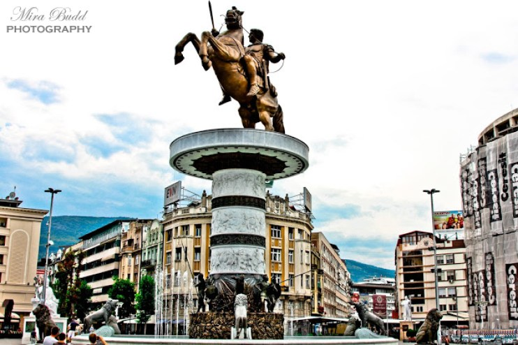Things to see in Skopje Macedonia, Alexander The Great Statue, Places to visit in Macedonia, Skopje Macedonia, Cities in Macedonia,