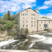 Elora Mill, Millruins Ontario, Beautiful Places in Ontario