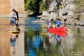 Canoeing Kingston Ontario
