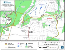 Felker's Falls, Glendale Falls, Buttermilk Falls, Albion Falls, Hiking Trails Ontario, Bruce Trail Hiking,