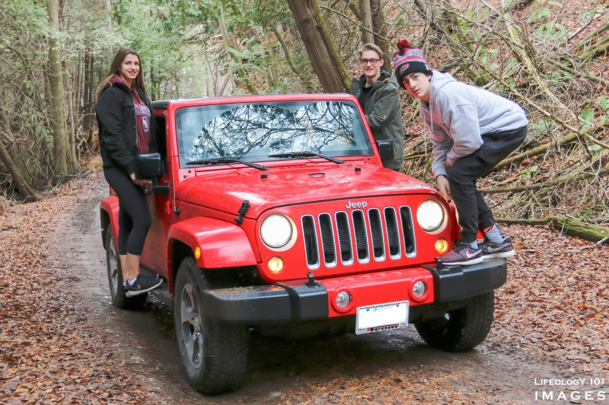 4X4 Trails Ontario, Caledon Jeep Trails,