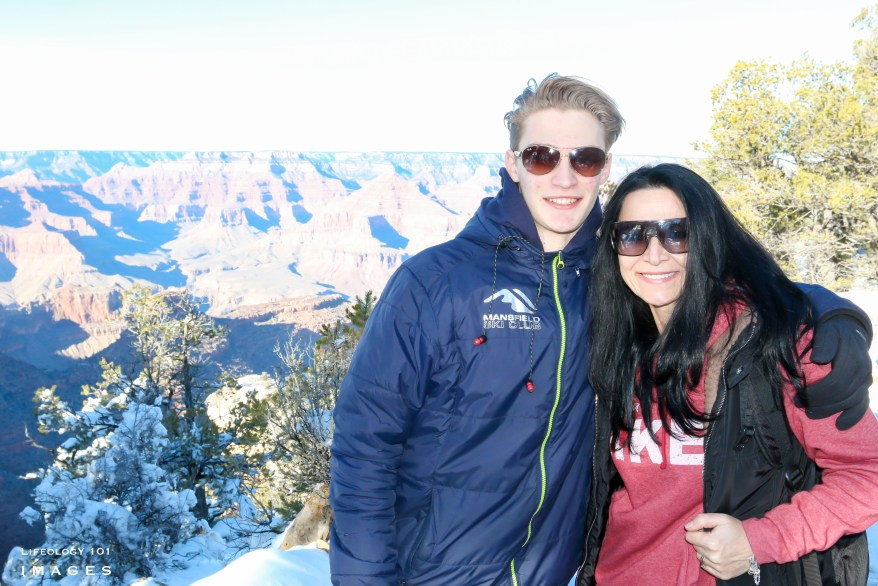 Grand Canyon Hiking Trails - Rim Trail