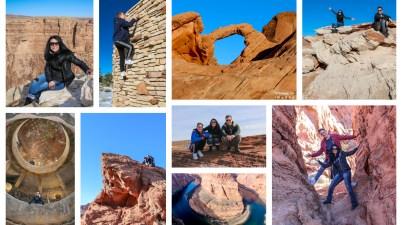 Grand Canyon, Valley of Fire, Hiking Trails Nevada, Hiking Arizona, Day trips Las Vegas, Page Arizona, Horseshoe Bend, Glen Canyon,