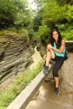 Watkins Glen Falls, Watkings Glen Waterfalls, New York State waterfalls, Best waterfalls in New York State, USA Waterfalls Places to visit in the States,