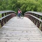 Cycling Trails Ontario, Humber Valley Trail Toronto, Best Biking Trail in Ontario, Opus WKND Bike,