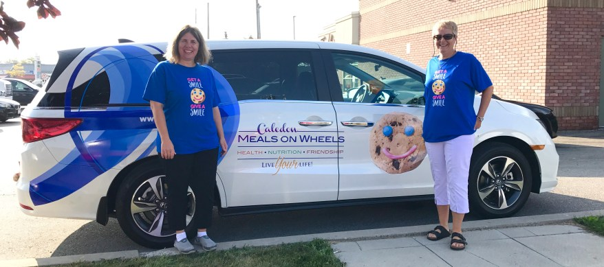 Smile Cookie, Tim Horton's, thjigs to see in Caledon, Caledon Events