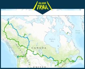 Cycling Trails Ontario, Best biking trails Canada
