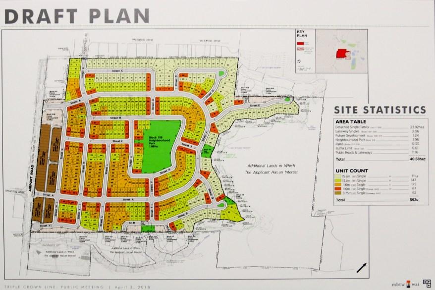 Caledon East Development Plan Airport Road