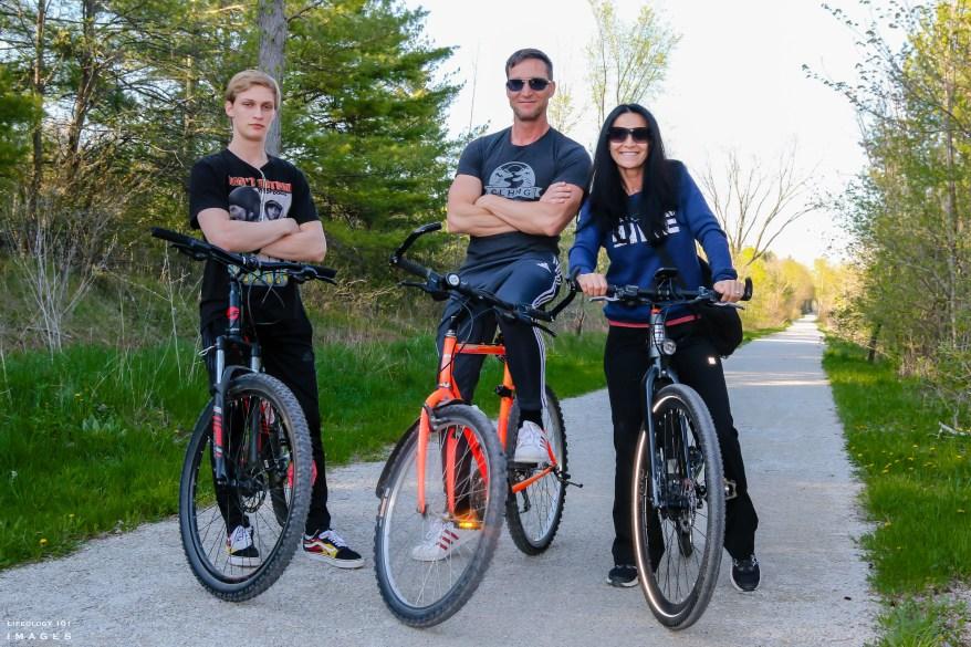 Caledon Trailway, The Great Trail, Bruce Trail, Terra Cotta Side Trail, Biking Trails Ontario, Ontario Hiking Trails,