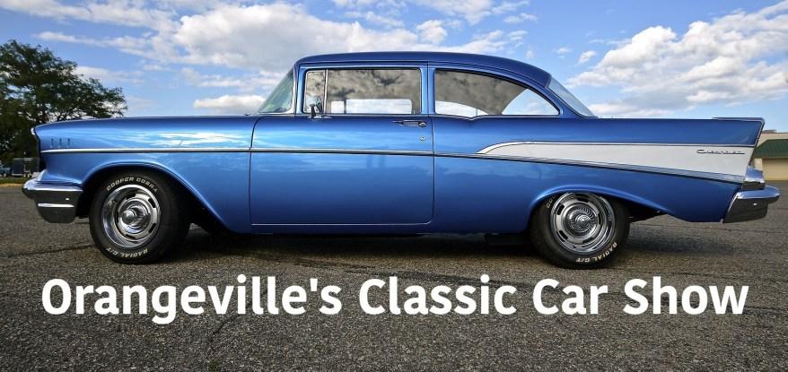 Orangeville Classic Car Show