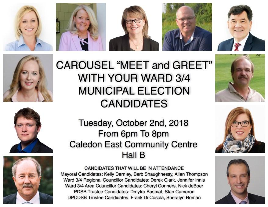 Carousel Meet and Greet