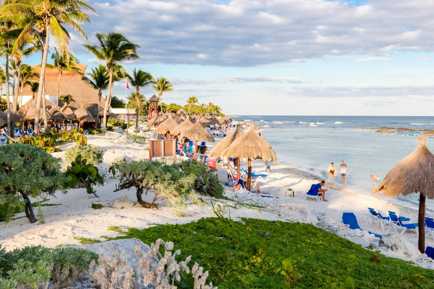 Grand Bahia Principe Tulum, Beach, Places to stay in Mexico, Tulum Mexico,
