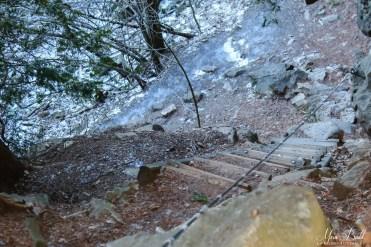 Devil's Pulpit - Bruce Trail