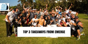 an image of top 3 takeaways from emerge