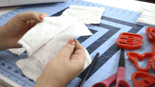 How to Make Fabric Letters - Life on Leetown