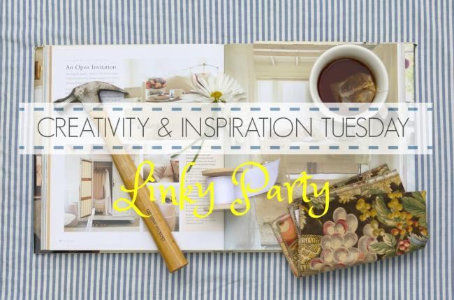 Creativity & Inspiration Tuesday No. 2