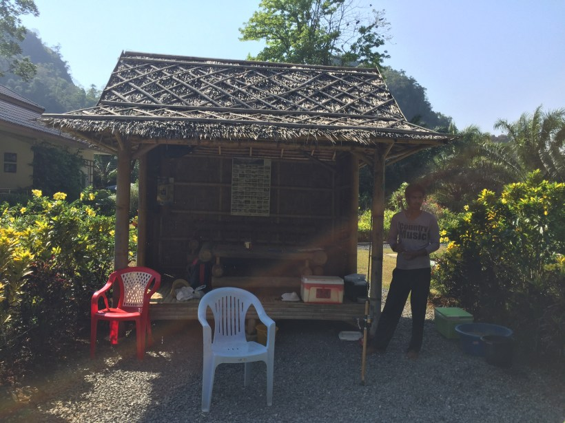 huts thailand