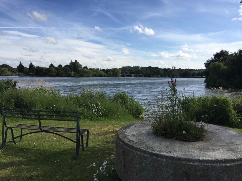 Fryerning main lake