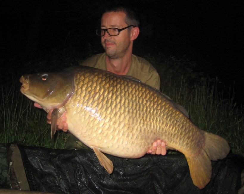 Fryerning carp