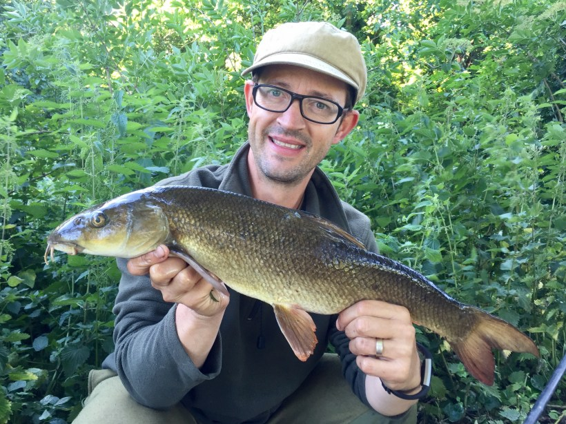 first river lea barbel