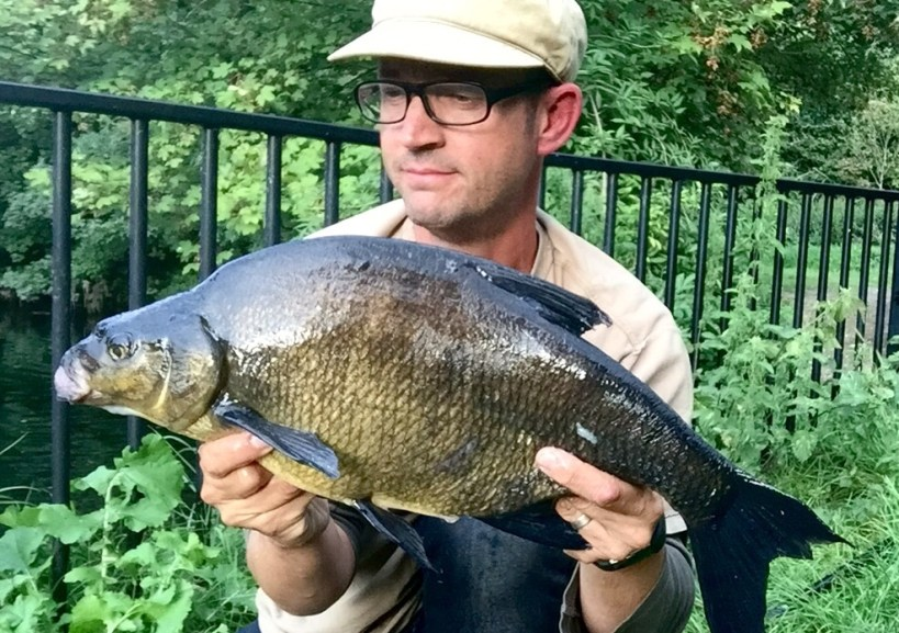 bream old river lea