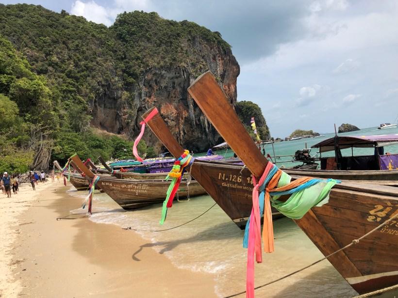 railey beach thailand