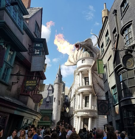 Universal Orlando Diagon Alley