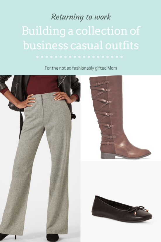 Just Fab for Business Casual