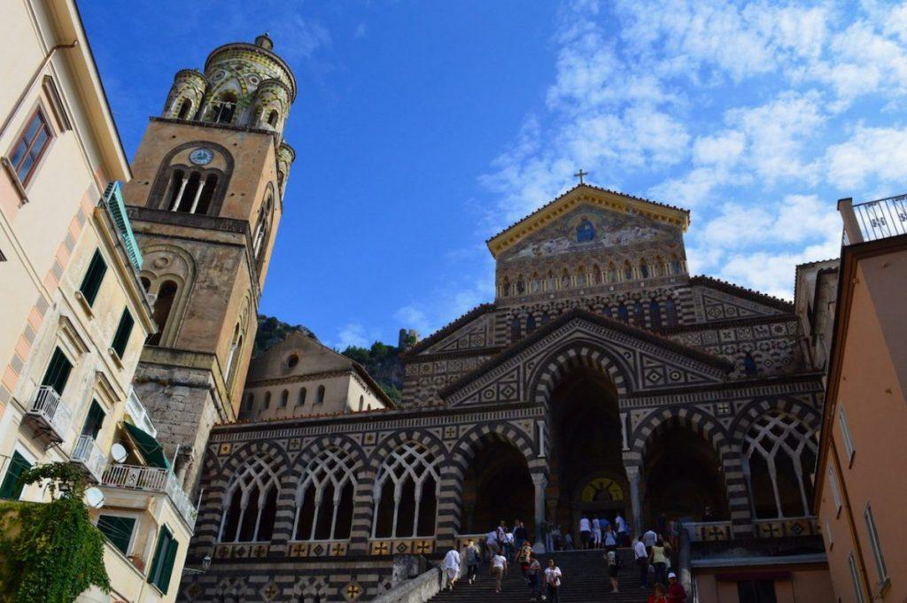 Duomo in Amalfi, Italy