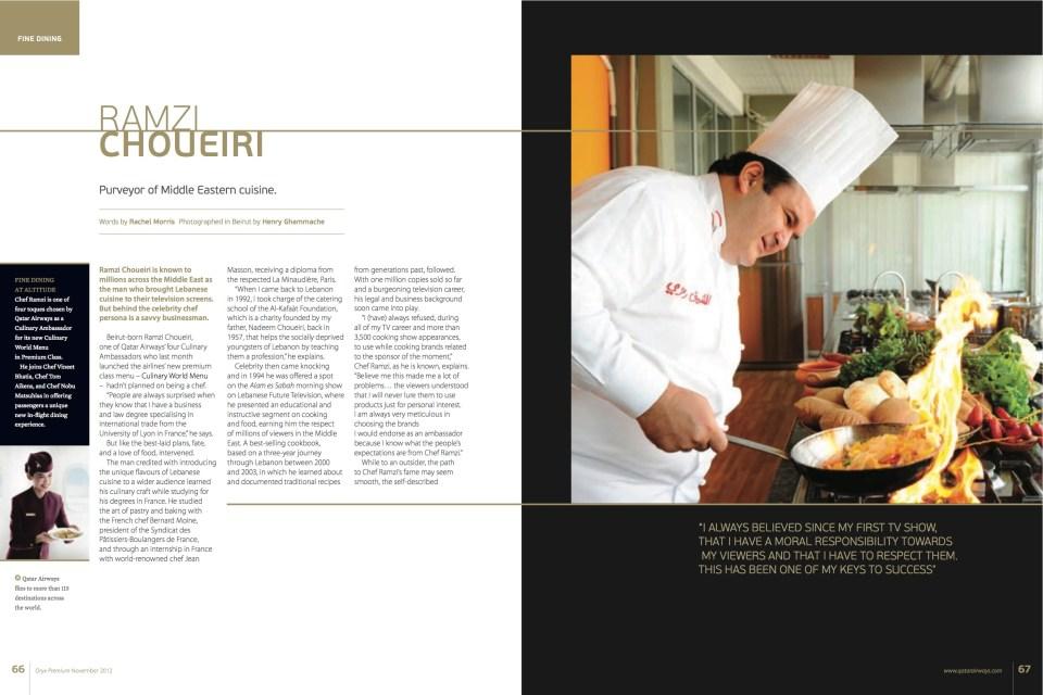 Chef Ramzi