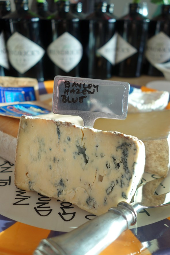 Got the blues. Bayley Hazen Blue from Vermont