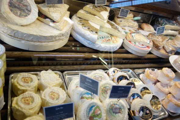 Cheese at Ostermalm food hall