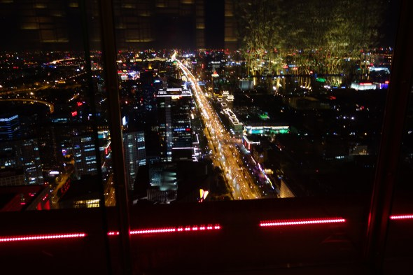 Beijing Nights from Park Hyatt