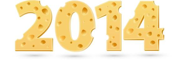 Happy New Year and Good Cheese Will to All