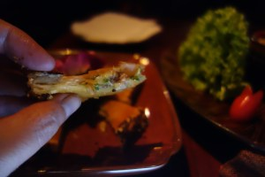 Looks like tofu, cooks like halloumi, tastes like paneer