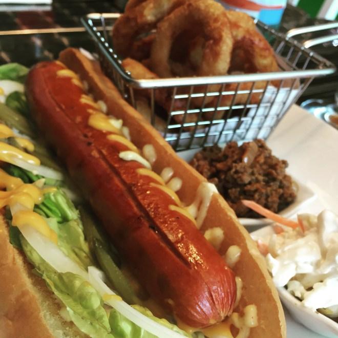 Hotdog!