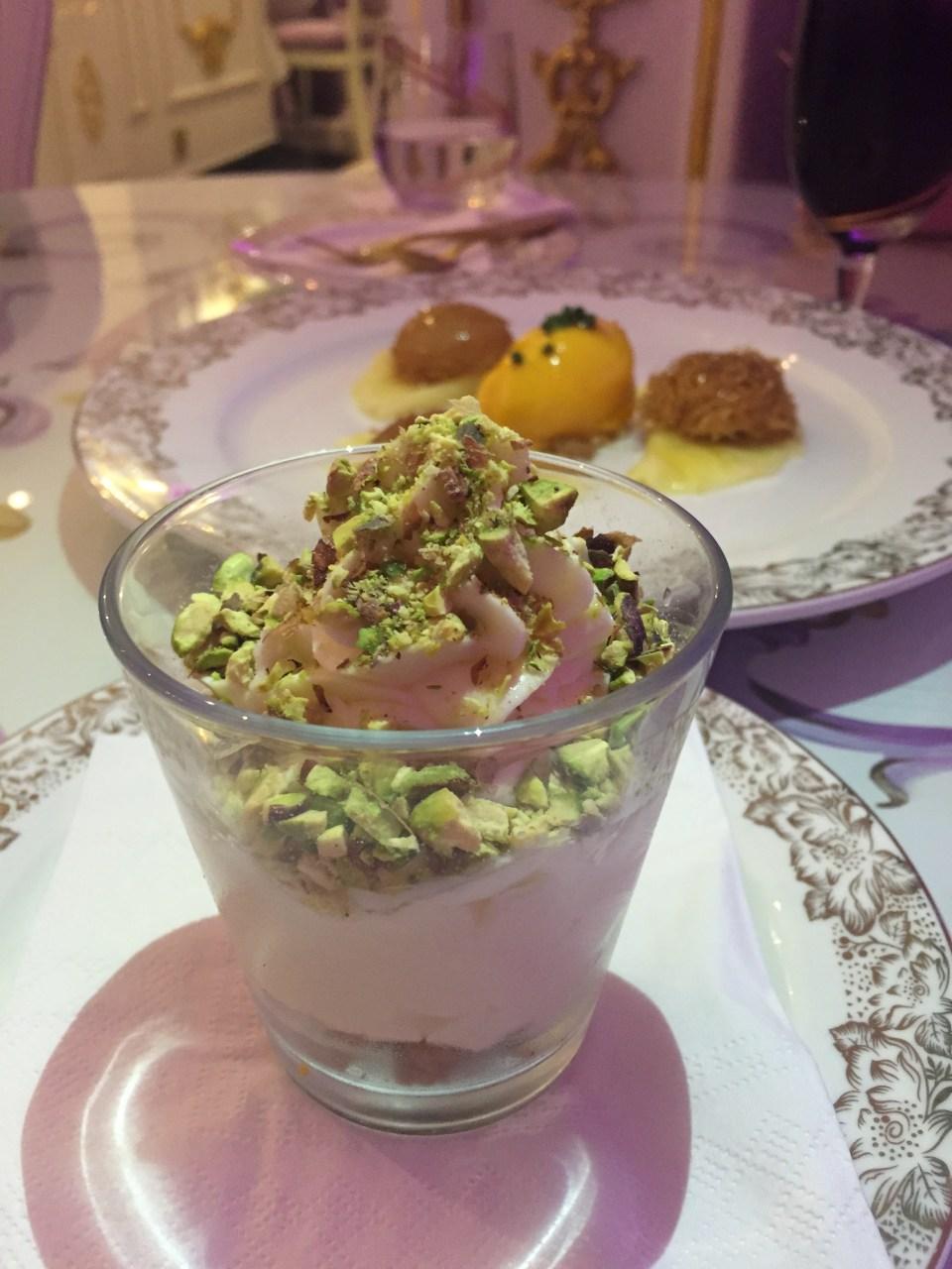 dessert life on the wedge food blogger doha