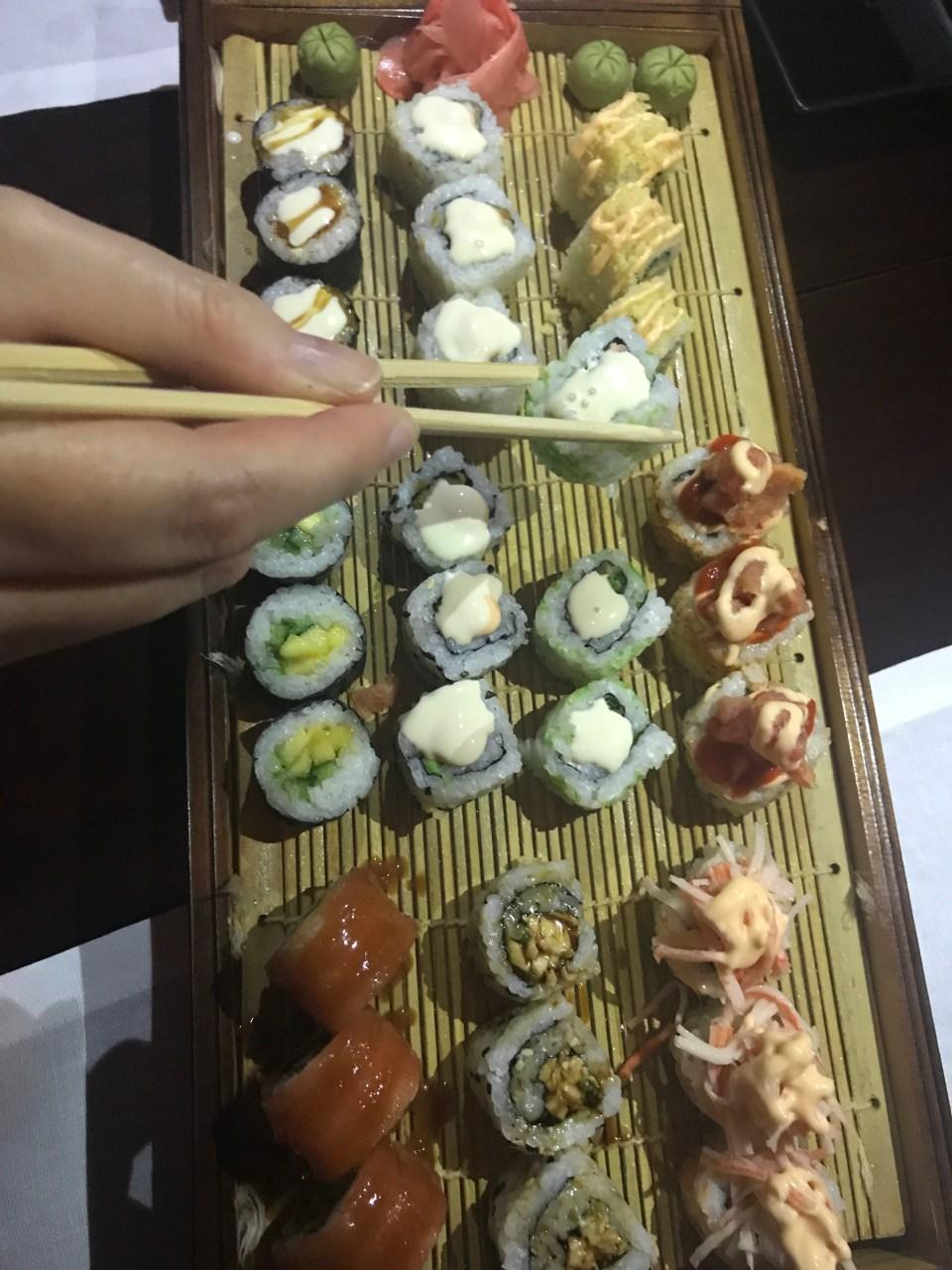 sushi new