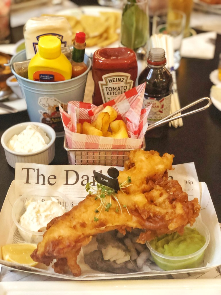 fish and chips the Top Doha Dining Trends of 2019 Revealed