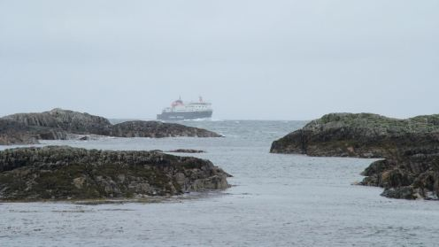 Approaching the Sound