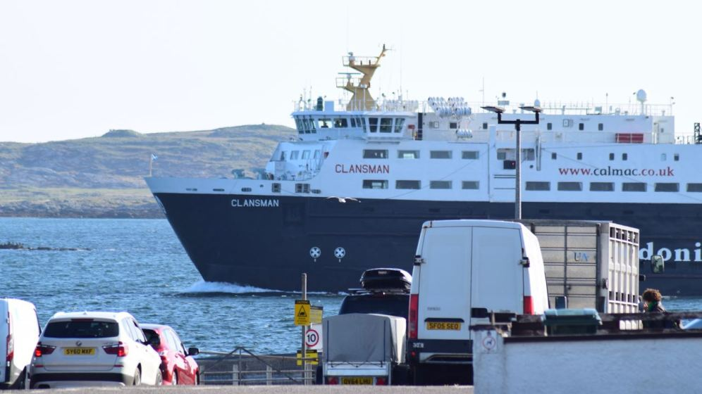 Arrival of the Clansman