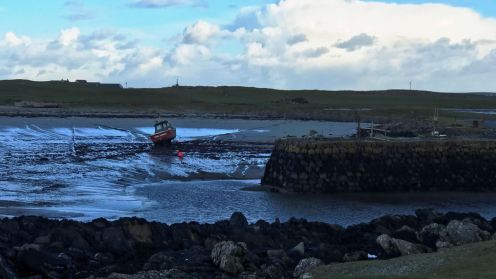 Down by the Old Harbour, Scarinish