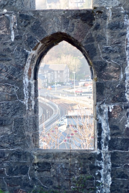 View from the Tower Arches