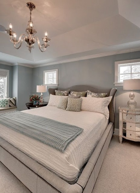 As décor trends move forward, it is a look that becomes increasingly popular, and for good reason. Light Blue and Gray Color Schemes - Inspiration for Our