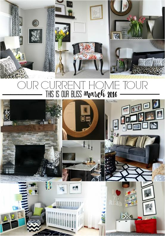 This Is Our Bliss home tour