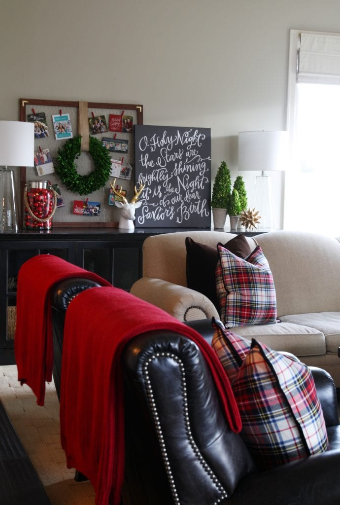 The Best Plaid And Buffalo Check Decor Life On Virginia