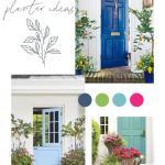 Front Porch Planter Ideas Life On Virginia Street