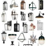 Stylish Affordable Exterior Light Fixtures Life On Virginia Street