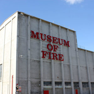 The Museum of Fire in Penrith - Life on Wallace